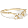 WWAKE 14-karat gold diamond ring - Anelli -