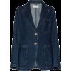 Wales Bonner Judah denim jacket - Jacket - coats -