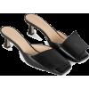 Wandler ISA KITTEN BLACK - Classic shoes & Pumps -