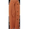 Warehouse linnen skirt - Gonne -