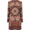 Warehouse tapestry shift dress - Dresses -