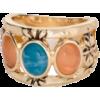 Warm Stone Ring - Rings -