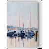 Watercolor Boat Club II Print - Uncategorized - $34.00  ~ 29.20€