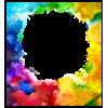 Watercolour frame - Okviri -