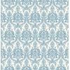 Waverly Indigo WallpaperFifth & Foster - Ilustrationen -