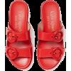 Slide Sandals - Sandale -