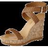 Wedge sandal - Wedges -