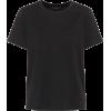 Wesler cotton T-shirt - T-shirts -