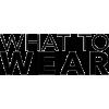 What to wear - Uncategorized -