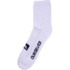White High Sox A Socks by Quiksilver - Underwear - $9.00