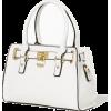 White handbag - Charming Charlie - Hand bag -