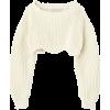 White 96 - Пуловер -