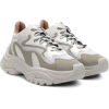 White. Beige. Sneakers - Tenisice -