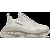 White. Beige - Sneakers -