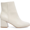 White. Boots - Boots -