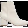 White. Boots - Stivali -