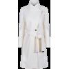 White Coat - Jacket - coats -