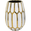 White. Gold - Furniture -