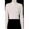 White. Long sleeve - Shirts - lang -