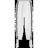 White. Pants. Sport - Pantalones Capri -
