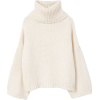White. Pullover - Maglioni -