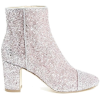 White - Boots -