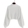 White - Pullovers -