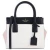White and Black - Hand bag -