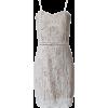 White lace dress - Dresses - $37.99