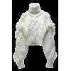 White pullover 864 - Maglioni -