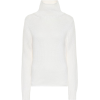 White sweater - Pullovers -