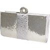 Whiting & Davis 1-3912 Silver Silver - Denarnice - $215.00  ~ 184.66€