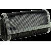 Whiting & Davis Crystal Edged Clutch Gun Metal - Clutch bags - $235.00