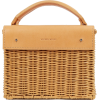 Wicker Wings Kuai Top Handle Bag - Hand bag -