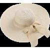 Wide Brim Hat - Šeširi -
