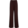 Wide Leg Flannel Pants VINCE - Capri & Cropped -