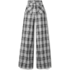 Wide Leg Trousers - Spodnie Capri -