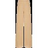 Wide leg Pants - Capri & Cropped -