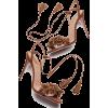 Wild Crystal Sandal 105 - Sandals -
