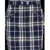 Wild Plaid Short Skirt - Spudnice - $23.99  ~ 20.60€