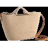 Willa Woven Tote SHIRALEAH - Hand bag -