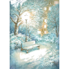 Winter - Background -