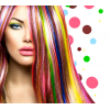 Woman (colourful hair) - Ljudi (osobe) -