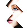 Woman's face cutout - People -