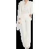 Woman's tuxedo - People -