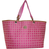 Women's Tommy Hilfiger Large Tote (Pink/White/Tan) - Hand bag - $129.00
