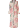 Women Summer Chiffon Long Sleeve Floral - Jacket - coats -