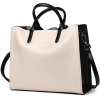 Women Tote Crossbody Messenger Faux-Leat - Messenger bags - $99.99