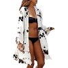 Womens Beach Cover Floral - People - $16.99