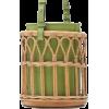 Women's Maloca Olive Green Bag - Сумочки -